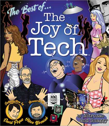 Reilly Books on Reilly Books   The Best Of The Joy Of Tech