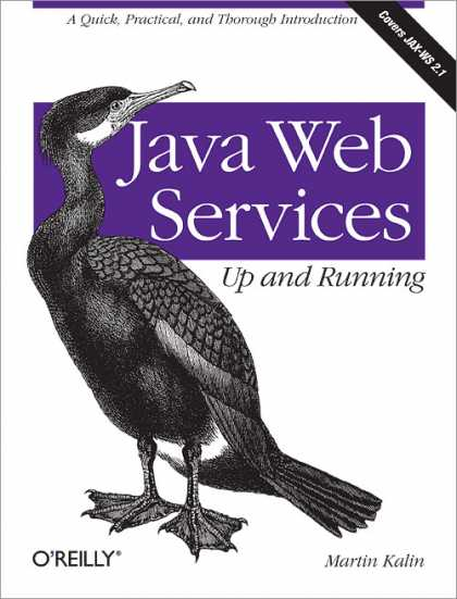 O'Reilly Books - Java Web Services: Up and Running