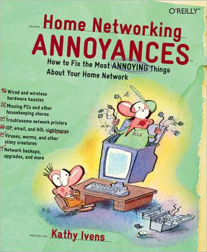 O'Reilly Books - Home Networking Annoyances