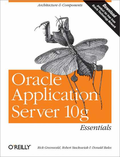 O'Reilly Books - Oracle Application Server 10g Essentials