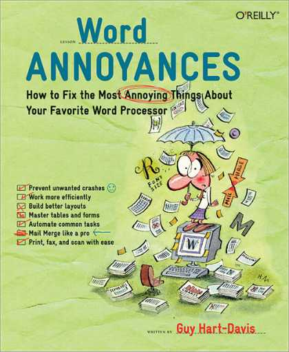 O'Reilly Books - Word Annoyances