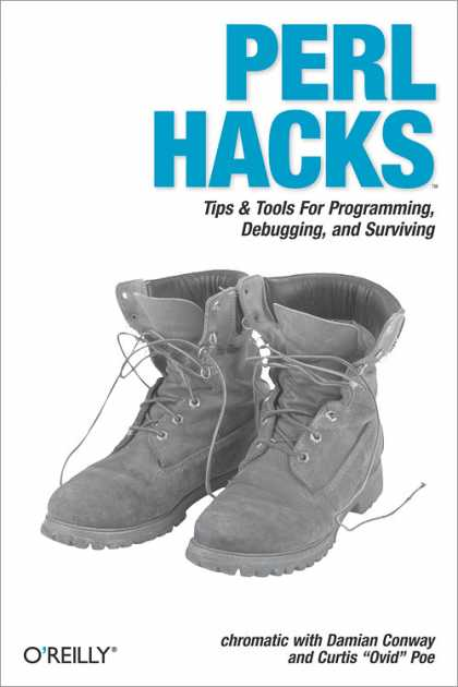 O'Reilly Books - Perl Hacks