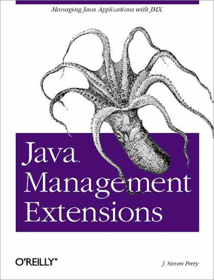 O'Reilly Books - Java Management Extensions