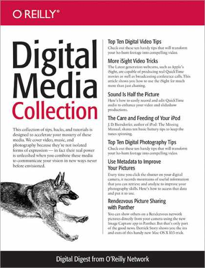 O'Reilly Books - Digital Media Collection - PDF