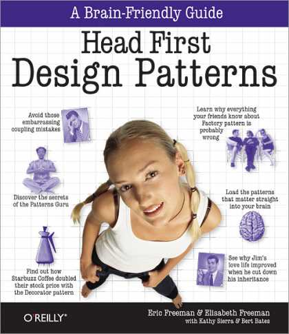 O'Reilly Books - Head First Design Patterns