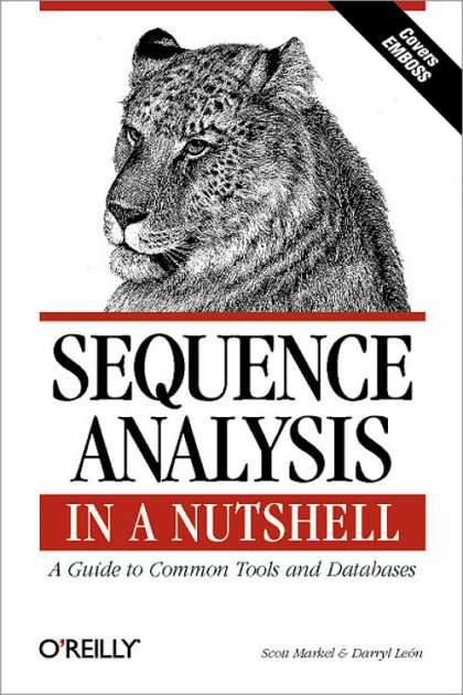 O'Reilly Books - Sequence Analysis in a Nutshell: A Guide to Tools