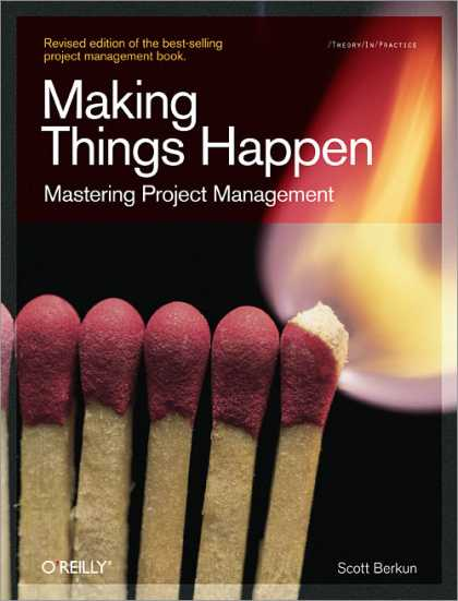 O'Reilly Books - Making Things Happen