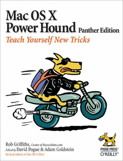 O'Reilly Books - Mac OS X Power Hound, Second Edition
