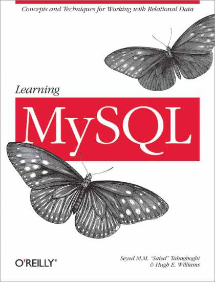 O'Reilly Books - Learning MySQL