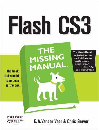 O'Reilly Books - Flash CS3: The Missing Manual
