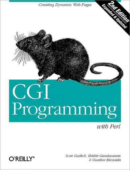 O'Reilly Books - CGI Programming with Perl, Second Edition
