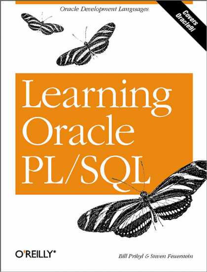 O'Reilly Books - Learning Oracle PL/SQL