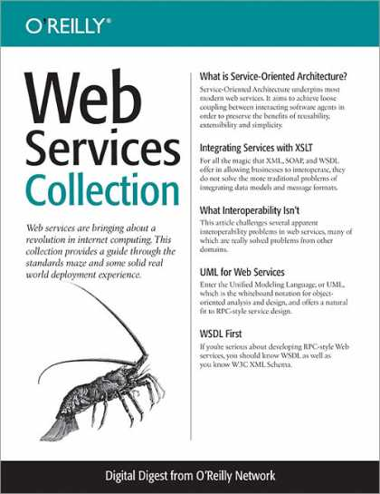 O'Reilly Books - Web Services Collection - PDF