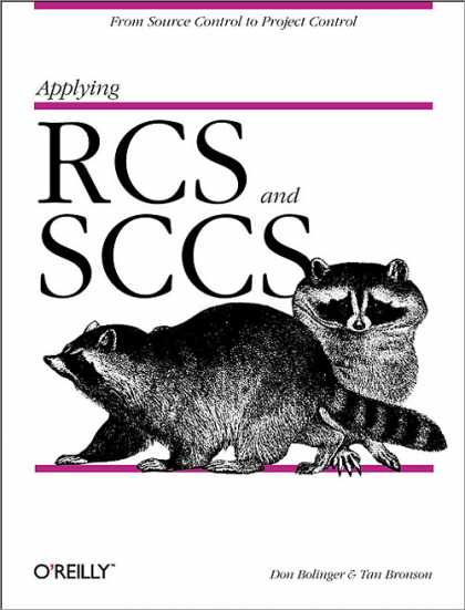 O'Reilly Books - Applying RCS and SCCS