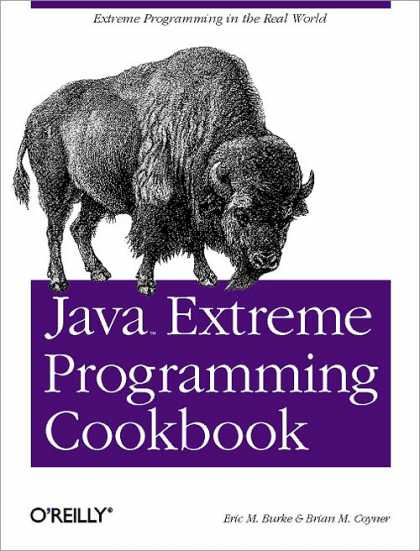 O'Reilly Books - Java Extreme Programming Cookbook