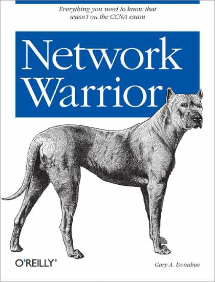 O'Reilly Books - Network Warrior