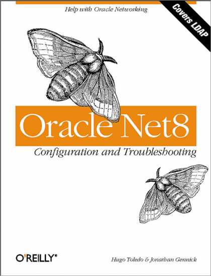O'Reilly Books - Oracle Net8 Configuration and Troubleshooting