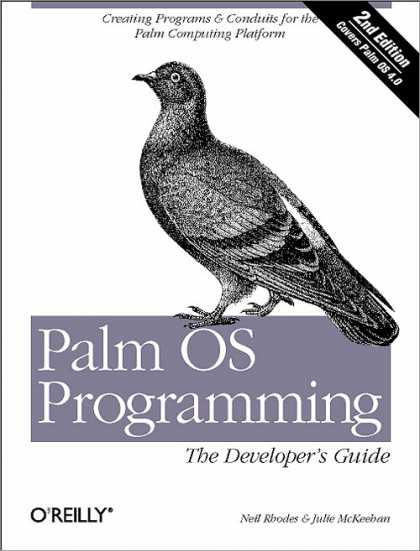O'Reilly Books - Palm OS Programming, Second Edition