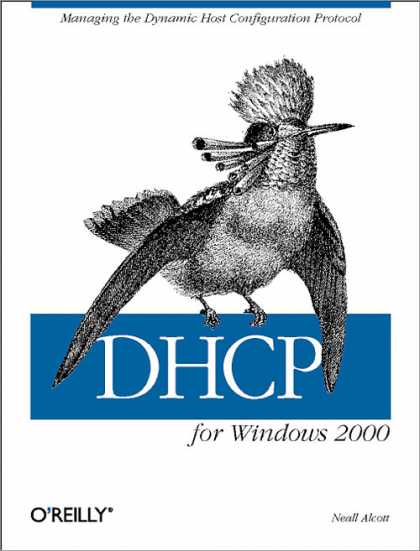 O'Reilly Books - DHCP for Windows 2000