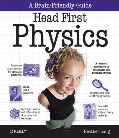 O'Reilly Books - Head First Physics