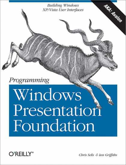 O'Reilly Books - Programming Windows Presentation Foundation