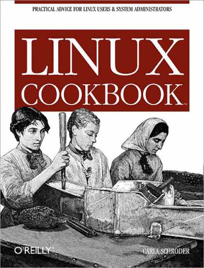 O'Reilly Books - Linux Cookbook