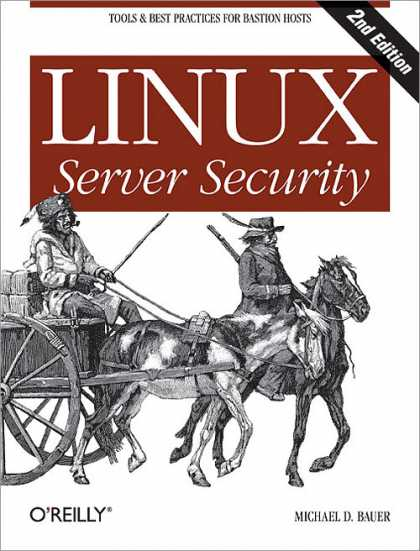 O'Reilly Books - Linux Server Security, Second Edition