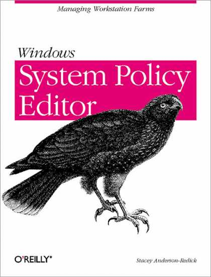 O'Reilly Books - Windows System Policy Editor