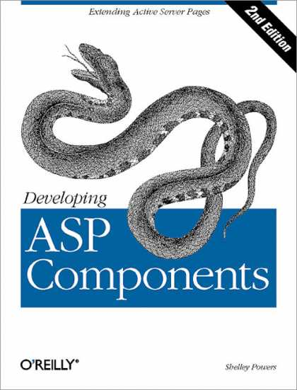 O'Reilly Books - Developing ASP Components, Second Edition