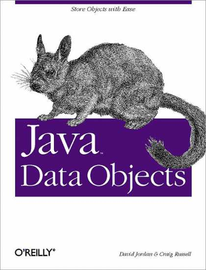 O'Reilly Books - Java Data Objects