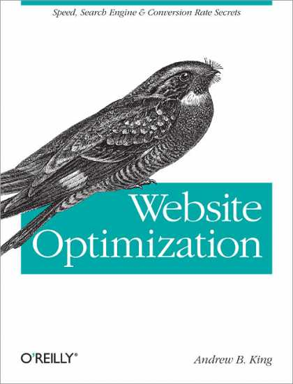 O'Reilly Books - Website Optimization