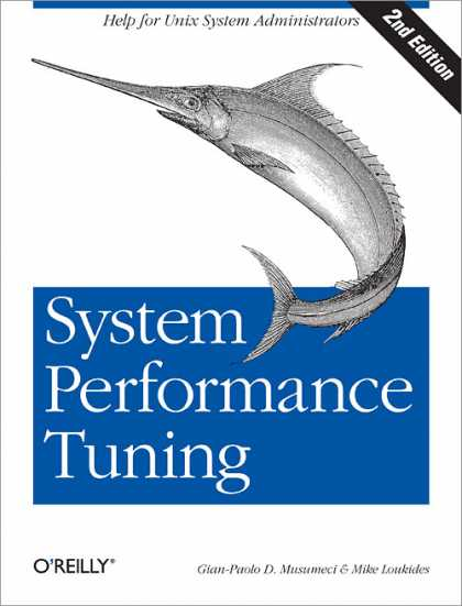 O'Reilly Books - System Performance Tuning, Second Edition