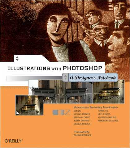 O'Reilly Books - Illustrations with Photoshop: A Designer's Notebook