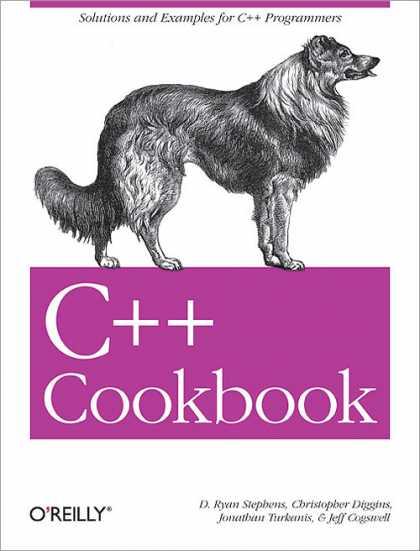 o reilly c++ in a nutshell pdf