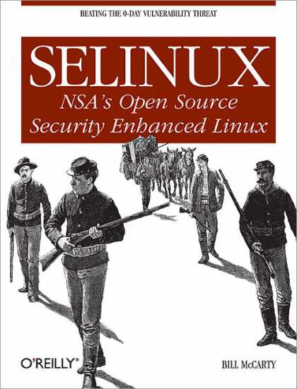 O'Reilly Books - SELinux