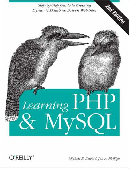 O'Reilly Books - Learning PHP & MySQL, Second Edition