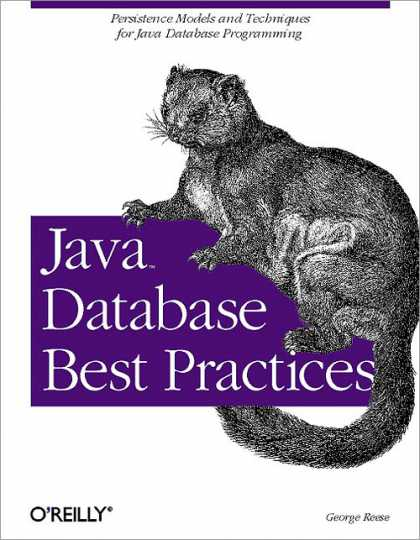 O'Reilly Books - Java Database Best Practices