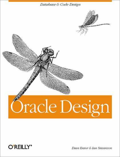 O'Reilly Books - Oracle Design: The Definitive Guide