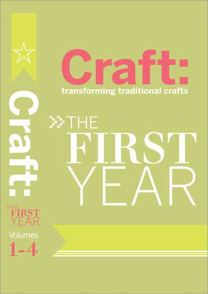 O'Reilly Books - Craft: The First Year