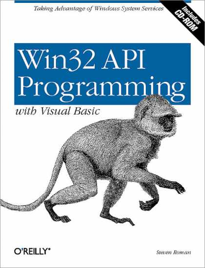 O'Reilly Books - Win32 API Programming with Visual Basic