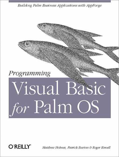 O'Reilly Books - Programming Visual Basic for the Palm OS