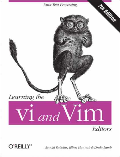 O'Reilly Books - Learning the vi and Vim Editors, Seventh Edition