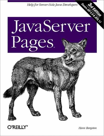 O'Reilly Books - JavaServer Pages, Third Edition