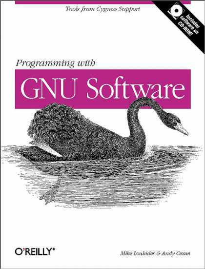 O'Reilly Books - Programming with GNU Software