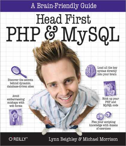 Reilly Books on Reilly Books   Head First Php   Mysql