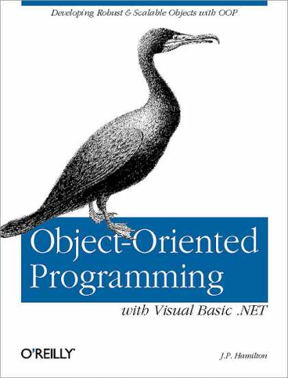 O'Reilly Books - Object-Oriented Programming with Visual Basic .NET
