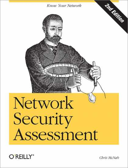 O'Reilly Books - Network Security Assessment, Second Edition