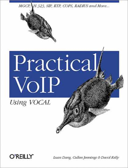 O'Reilly Books - Practical VoIP Using VOCAL