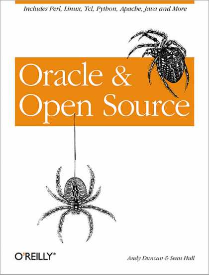 O'Reilly Books - Oracle and Open Source