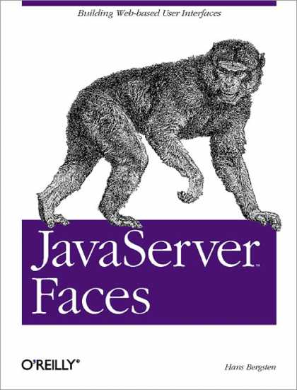 O'Reilly Books - JavaServer Faces